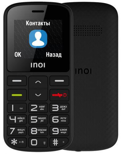 Мобильный телефон INOI 103B 4660042757735 black