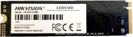 HIKVISION HS-SSD-E1000/1024G
