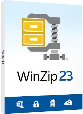 Corel WinZip 23 Standard Lic ML (100-199)