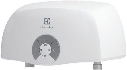 Водонагреватель проточный Electrolux Smartfix 2.0 3.5 TS кран+душ