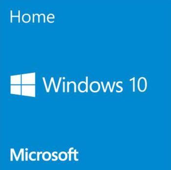 Право на использование OEM Microsoft Windows 10 Home 64Bit Russian 1pk DSP OEI DVD