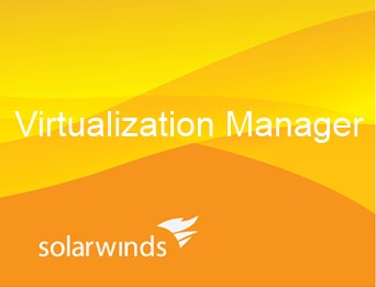 SolarWinds Virtualization Manager VM16 (up to 16 sockets) License with 1st-Year Maintenance