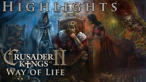 Право на использование (электронный ключ) Paradox Interactive Crusader Kings II: Way of Life - Expansion