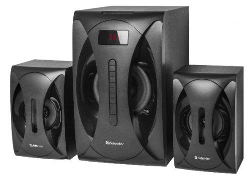 Компьютерная акустика 2.1 Defender G40 65517 40Вт, Bluetooth, FM/MP3/SD/USB