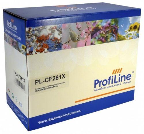 Картридж ProfiLine PL_CF281X/039H для HP LaserJet M605/M605dn/M605n/M605x/M606/M606dn/M606x/M630/Canon i-SENSYS LBP-351/LBP-351x/LBP-352/LBP-352x 2500