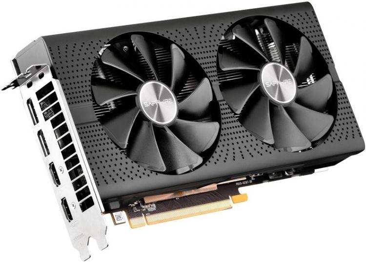 Видеокарта PCI-E Sapphire Radeon RX 570