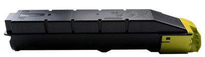 Тонер-картридж Kyocera TK-855Y 1T02H7AEU0 для МФУ Kyocera TASKalfa 400ci/ 500ci Yellow 18000 страниц
