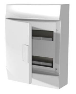 Бокс ABB 1SPE007717F0510 Mistral41 настенный 24М непрозрачная дверь (без клемм)