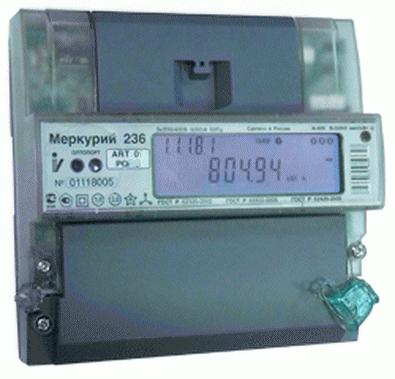 Меркурий 236ART02PQL