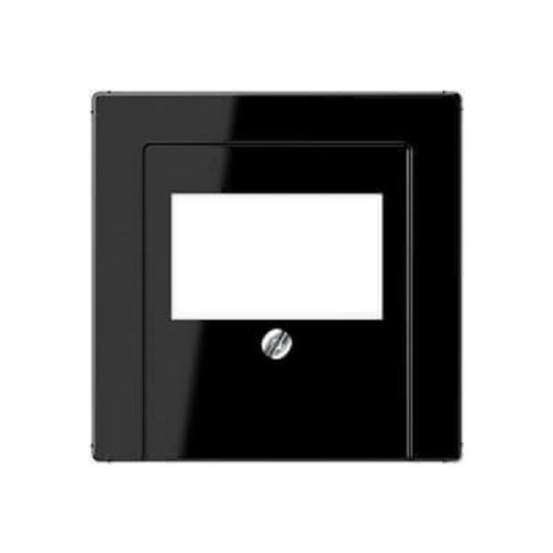Крышка Jung A569PLTSW для TAE-розетки, моно-/стерео аудио розетки A 500 черная