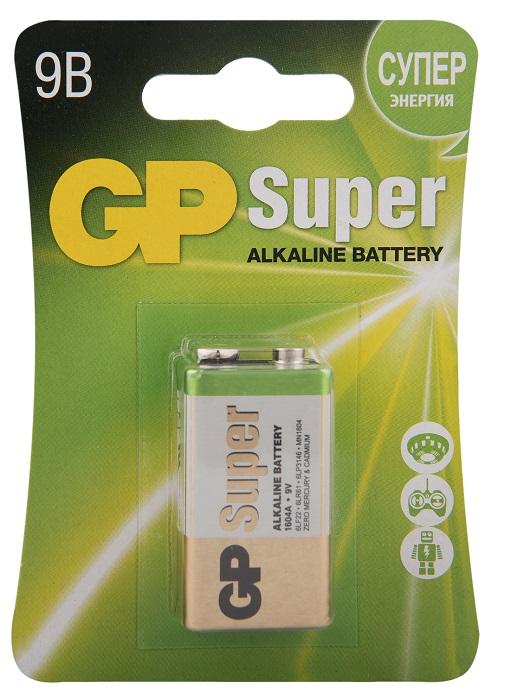 GP Super Alkaline 1604A 6LF22