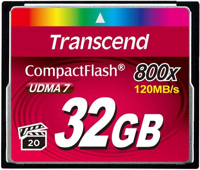 Transcend TS32GCF800