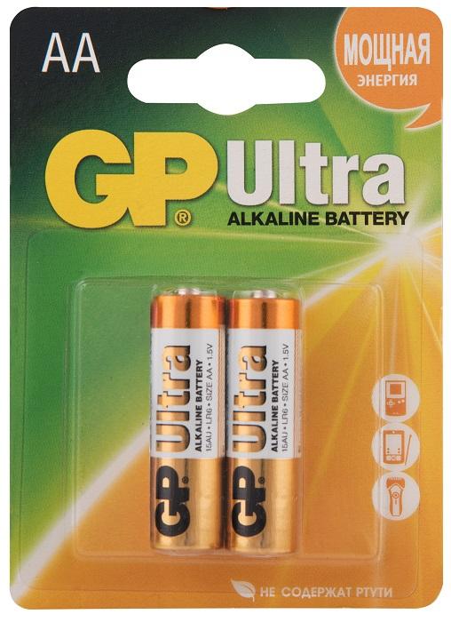 GP Ultra Alkaline 15AU LR6