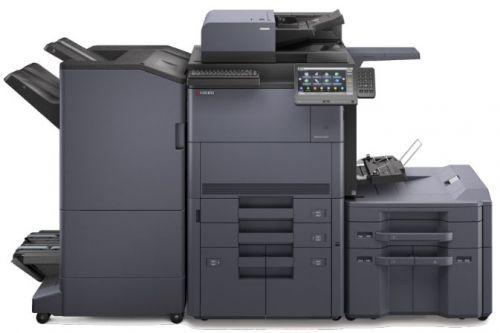МФУ Kyocera TASKalfa 7052ci 1102RP3NL0 A4/A3,P/C/S, 70/35 стр/мин, цветной, Duplex, сеть станд. опц. Факс, без крышки, без тонера