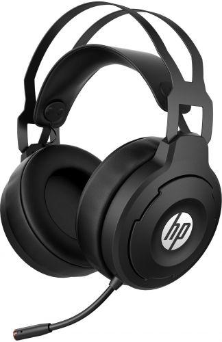 Наушники с микрофоном HP X1000 7HC43AA черный накладные Radio оголовье