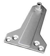 Кронштейн Smartec ST-DC000PA-SL параллельной установки тяги, для всех доводчиков, серебряный
