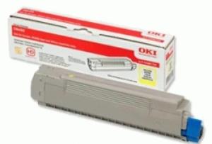 OKI TONER-Y-C86/8800