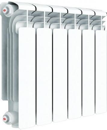 Радиатор отопления алюминиевый Rifar Alum 350 х6 RAL35006