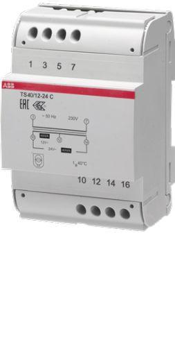 Трансформатор ABB 2CSM401043R0811 ABB TS40/12-24C раздел.безоп. недорого