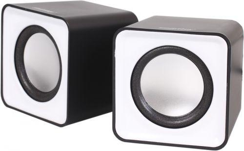 Компьютерная акустика 2.0 SmartBuy Mini SBA-2810 4Вт, USB, серые