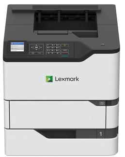 Фото - Принтер монохромный лазерный Lexmark MS823dn 50G0228 A4, 1200*1200dpi, 61 стр/мин, сеть, дуплекс, 1024MБ принтер монохромный лазерный lexmark ms331dn 29s0010
