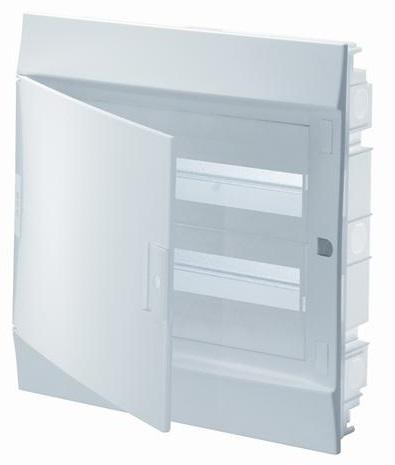 Бокс ABB 1SLM004100A1105 Mistral41 в нишу 24М непрозрачная дверь (без клемм)