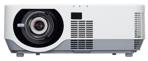 Фото - Проектор NEC P502W DLP, 5000 ANSI, WXGA, 6000:1, 5.2кг проектор optoma w400 dlp 4000 ansi lm wxga 22000 1 2 41кг