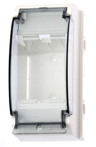 Суппорт Legrand 031069 для модульного оборудования белый