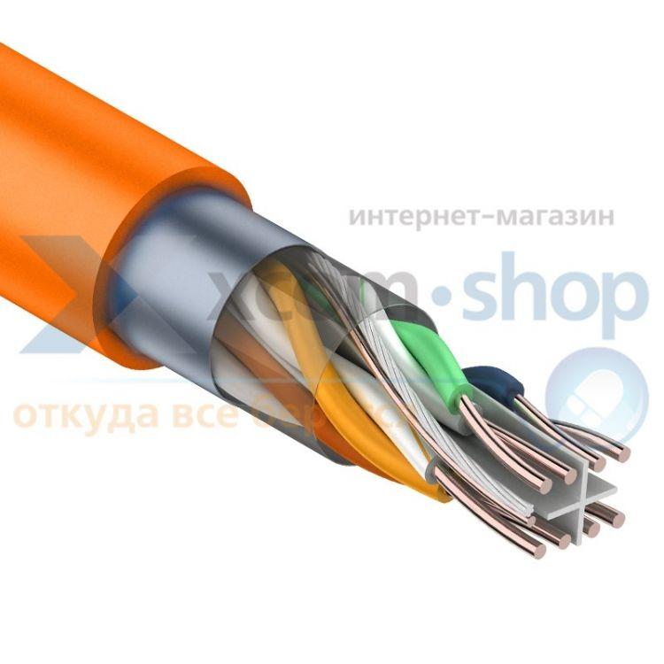Rexant FTP 4PR 23AWG CAT6 305м ZH нг(А)-HF