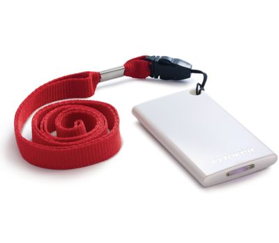 Электронный идентификатор Актив Рутокен ЭЦП Bluetooth, белый