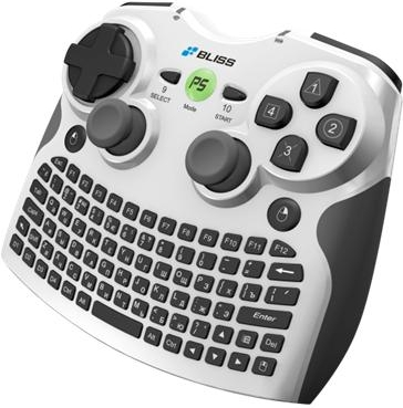 Bliss Air Keyboard Conqueror