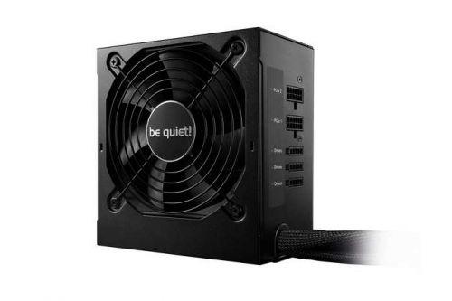 Блок питания ATX Be quiet! SYSTEMPOWER 9 CM BN302 600W, ATX 2.51, Active PFC, 80 PLUS Bronze, 120mm fan, modular блок питания atx 700 вт be quiet system power 9 bn248