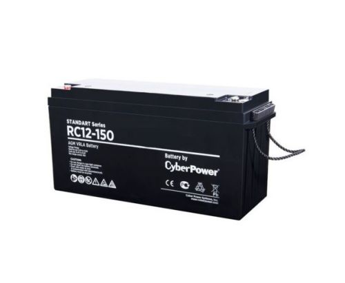 Батарея для ИБП CyberPower RC 12-150 12V 155 Ah батарея для ибп cyberpower bpse36v45art2u