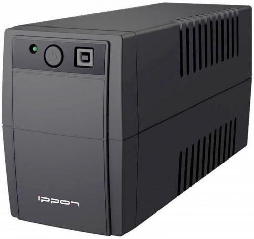 Источник бесперебойного питания Ippon Back Basic 1050 403407 1050VA/600W, USB, 3*IEC320, off-line ибп ippon back basic 1050 euro 600w 1050va
