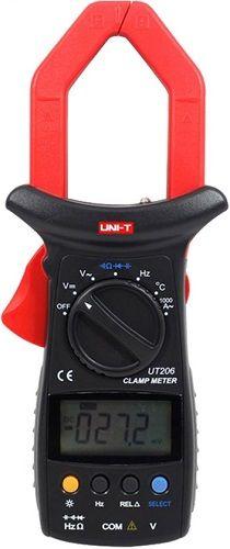 Токовые клещи Unit UT206 13-0004