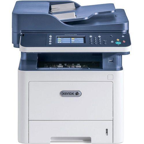МФУ монохромное Xerox WorkCentre 3335DNI A4, 33 стр/мин (сеть/факс/дуплекс/автоподатчик/Wi-Fi)