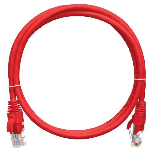 NMC-PC4UD55B-003-RD Кабель патч-корд NikoMax NMC-PC4UD55B-003-RD