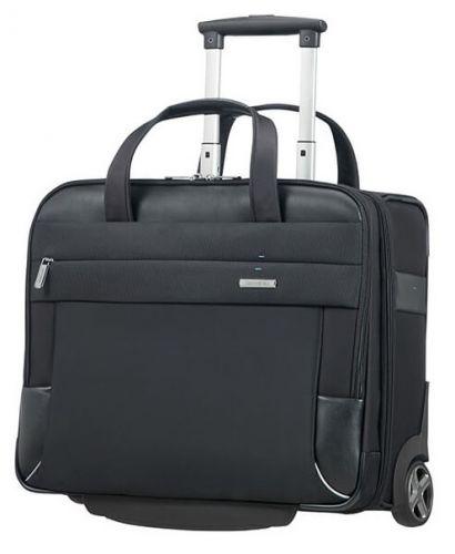 чемодан 15 6 samsonite ce7 009 09 полиэстер черный Сумка для ноутбука Samsonite CE7*009*09 17,3