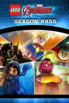 Warner Brothers LEGO Marvel Avengers Season Pass