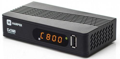 Harper - Ресивер цифровой телевизионный DVB-T2 Harper HDT2-1514 (H00001105)