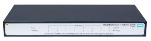 Коммутатор PoE HPE JH330A.