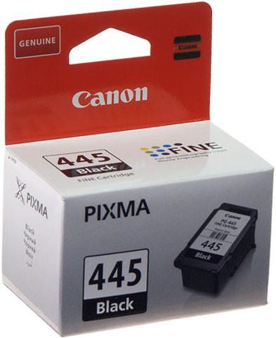 Картридж Canon PG-445 8283B001 для PIXMA MG2440/2540. чёрный 180 страниц.