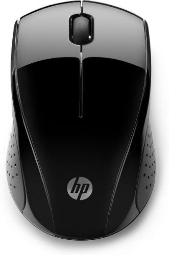Мышь Wireless HP 220 258A1AA синий оптическая USB