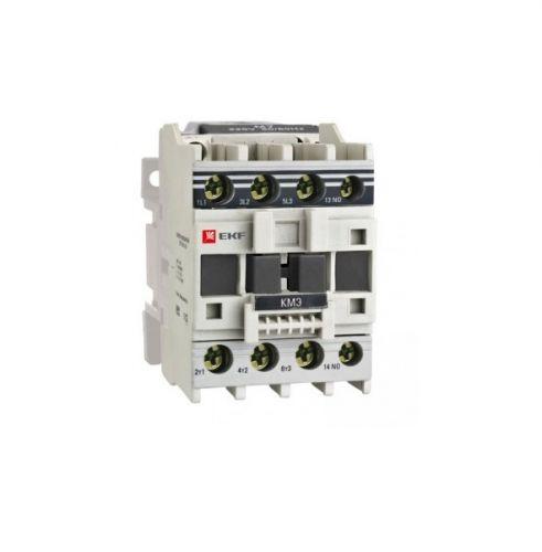 Контактор EKF ctr-s-18-220-nc КМЭ 18А 220В 1NC