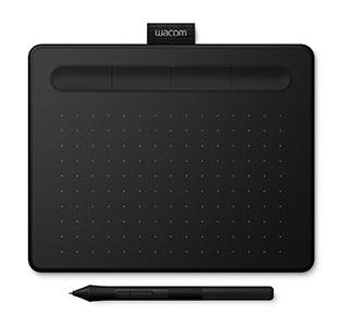 Графический планшет Wacom Intuos S CTL-4100K-N black