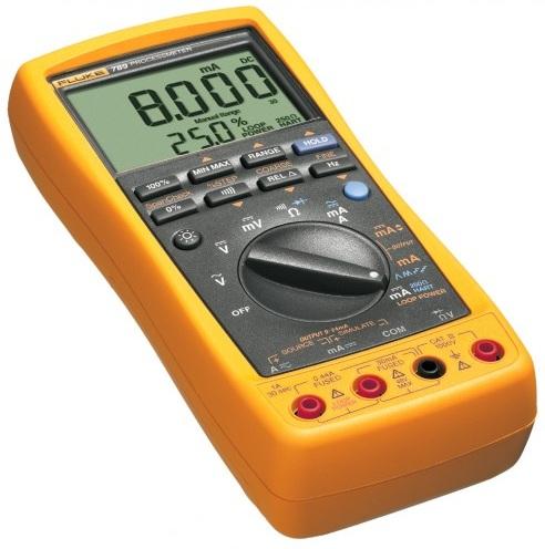 Устройство Fluke FLUKE-789/E 3977194 мультиметр/калибратор токовой петли недорого