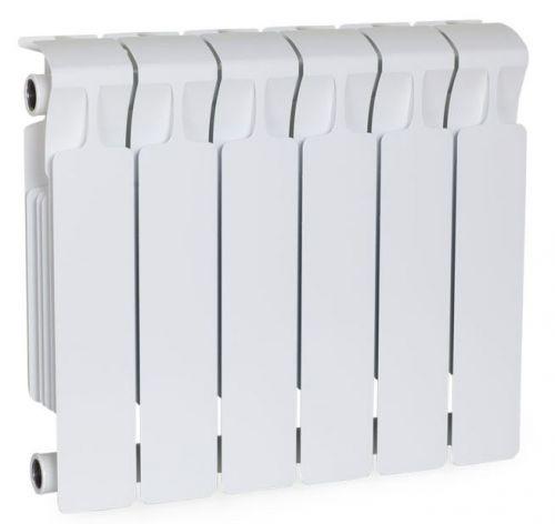 Радиатор отопления биметаллический Rifar Monolit 500 х7 RM50007 биметаллический радиатор rifar rifar monolit 500 12 секц