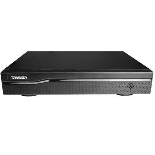 Видеорегистратор TRASSIR TRASSIR XVR-5104 4 аналоговые камеры + 2 IP-камеры/2 аналоговые камеры + 4 IP-камеры, TVI/CVI/AHD/CVBS