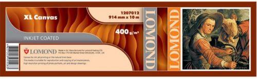 Фото - Бумага Lomond 1207012 XL Natural Canvas Dye - для струйной печати, ролик ( 914ммХ10м), 400 мкм, NON PIG. холст lomond xl natural canvas dye 400 мкм 0 610x10 м 50 8 мм 1207011