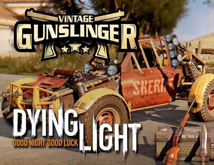 Techland Dying Light Vintage Gunslinger
